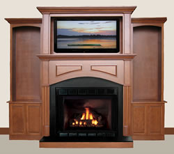 Greenwich Wall cabinet & Fireplace Fronts | Cabinets